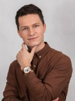 Zegarek męski Orient Classic FAG00001S0 - duże 4