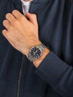 Orient Star WZ0351EL męski zegarek Classic bransoleta