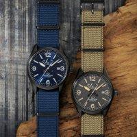 Orient Star RE-AU0206B00B zegarek czarny klasyczny Sports pasek