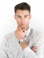 Zegarek męski Pierre Ricaud Bransoleta P91086.5153Q - duże 4