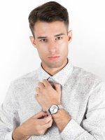 Zegarek męski Pierre Ricaud Bransoleta P91091.5113Q - duże 4