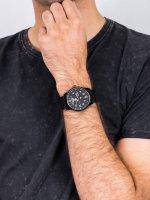 Pierre Ricaud P60037.B224QF męski zegarek Pasek pasek