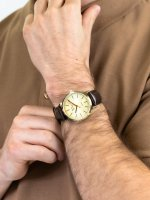 Pierre Ricaud P97215.1211Q męski zegarek Pasek pasek