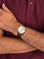 Zegarek męski Pierre Ricaud Pasek P97228.1221Q - duże 5
