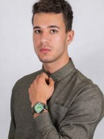 Pierre Ricaud P97232.B223QRO zegarek męski Pasek