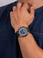 Pierre Ricaud P97260.T215QF męski zegarek Pasek pasek