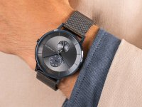 Police PL.15402JSBL-61UMM zegarek klasyczny Bransoleta