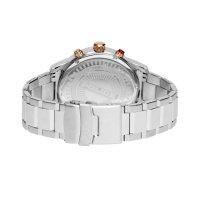 zegarek Police PL.15523JS-02M srebrny Bransoleta