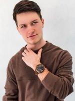 Police PL.15662XSQR-12 zegarek męski Męskie