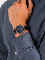 Pulsar PN4044X1 męski zegarek Klasyczne pasek