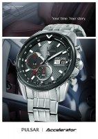 Pulsar PZ6027X1 zegarek Sport z chronograf