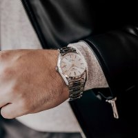 Zegarek męski Roamer  searock 210633 49 25 20 - duże 2