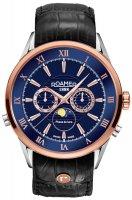 Zegarek męski Roamer  superior 508821 47 43 05 - duże 1