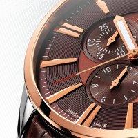 Roamer 508821.47.63.05 zegarek męski Superior