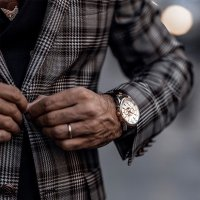 zegarek Roamer 508821.49.13.05 kwarcowy męski Superior