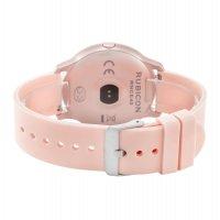 zegarek Rubicon RNCE40RIBX01AX różowy Smartwatch