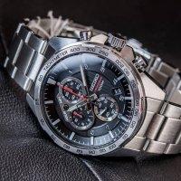 zegarek Seiko SSB319P1 Chronograph Quartz męski z tachometr Chronograph