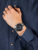 Zegarek męski Seiko Chronograph SSB357P1 - duże 5