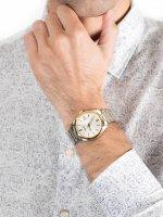 Seiko SUR312P1 męski zegarek Classic bransoleta