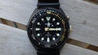 Seiko SUN045P1 zegarek męski Kinetic