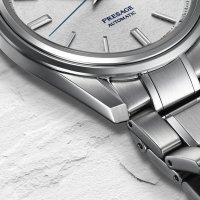 zegarek Seiko SJE073J1 srebrny Presage