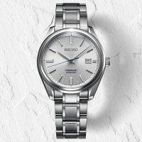 zegarek Seiko SJE073J1 automatyczny męski Presage Presage Snowflake 2018 Automatic Limited Edition
