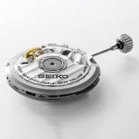 Seiko SJE073J1 zegarek srebrny klasyczny Presage bransoleta