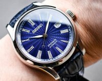 Zegarek męski Seiko presage SPB075J1 - duże 7