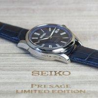 Zegarek męski Seiko presage SPB075J1 - duże 6