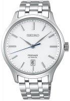 Zegarek męski Seiko  presage SRPD39J1 - duże 1