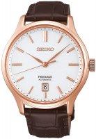 Zegarek męski Seiko  presage SRPD42J1 - duże 1