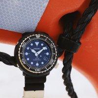Zegarek męski Seiko prospex SNE498P1 - duże 5