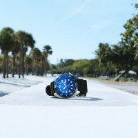 Seiko SRPC91K1 Prospex Turtle Save The Ocean Diver Automatic Special Edition Prospex sportowy zegarek srebrny