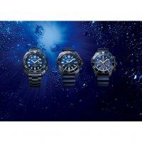 zegarek Seiko SRPC91K1 Prospex Turtle Save The Ocean Diver Automatic Special Edition Prospex mineralne utwardzane