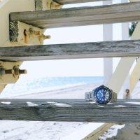 Seiko SRPC93K1 Prospex Diver Samurai Automatic Save the Ocean Special Edition zegarek sportowy Prospex