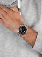 Seiko SRPE03K1 męski zegarek Prospex bransoleta
