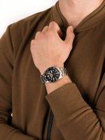 Zegarek męski Seiko Sports Automat SRPD57K1 - duże 5
