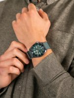Seiko SRPD77K1 męski zegarek Sports Automat pasek