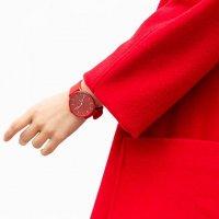 zegarek Skagen SKW6512 czerwony Aaren