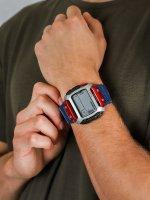 Zegarek męski sportowy  Command TW5M20800 Timex Lab Collab COMMAND RED BULL CLIFF DIVING szkło akrylowe - duże 5