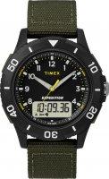 Zegarek męski sportowy  Expedition TW4B16600 Katmai Combo szkło akrylowe - duże 9