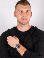 Zegarek męski sportowy  Sports FEM75001B6 Mako XL szkło mineralne - duże 4