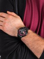 Edifice ECB-10TMS-1AER męski zegarek EDIFICE Premium pasek