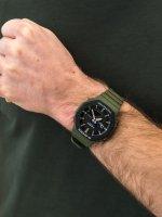 Zegarek męski sportowy Casio G-Shock GA-2110SU-3AER szkło mineralne - duże 5
