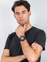 Zegarek męski sportowy Casio G-SHOCK Style GA-110RG-1AER szkło mineralne - duże 4
