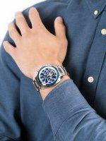 Zegarek męski sportowy Seiko Astron SSH045J1 Astron GPS Solar Novak Djokovic 2020 Limited Edition  szkło szafirowe - duże 5