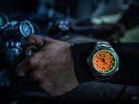 Traser TS-109381 P67 SuperSub P67 SuperSub Orange zegarek męski sportowy szafirowe