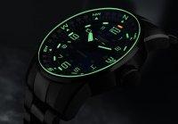 Traser TS-109523 P68 Pathfinder Automatic P68 Pathfinder Automatic Blue zegarek męski sportowy szafirowe