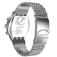 zegarek Swatch YVS457G MESHME męski z tachometr Irony Chrono