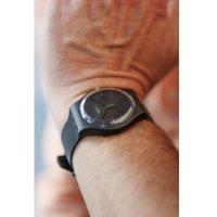 Zegarek męski Swatch Originals New Gent SO29B700 - duże 5